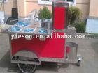 2013 High Quality Mobile Food Kiosk kiosk bar stall machine YS-HD105