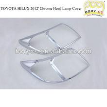 Bory_cs headlight cover for toyota hilux vigo