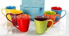tazza di ceramica colorata ingrosso originale fornitore tazza