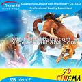 3d 4d 5d 30 asientos de animación simulador de películas de cine equipo