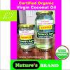 ORGANIC VIRGIN COCONUT OIL -