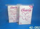 Cotton Pad Press Sides 50 g. ( 100 pads ) / Zip bag