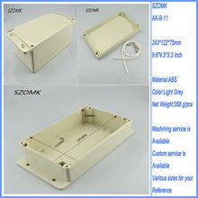 waterproof enclosure plastic power supply box