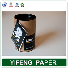hot sale t-shirt packaging tube, custom creative paper t-shirt packaging boxes