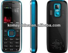 KOMAY Low cost Dual sim Quadband Horse race Lamp Mp3 Key MINI 5130 mobile phone