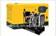 diesel generator with cummins engine and stamford alternator