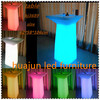 colored led table,inflatable table,China furniture bar table