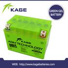 12V4.5 sealed Motorcycle Gel battery