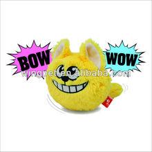 2014 new design cartoon animal sex pet toy for dog