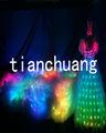 Bühne LED-Licht kostüme/led tanzkostüme