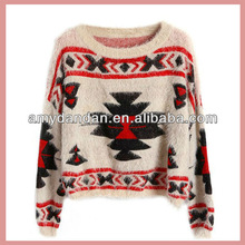 2013 Woolen sweater designs for ladies