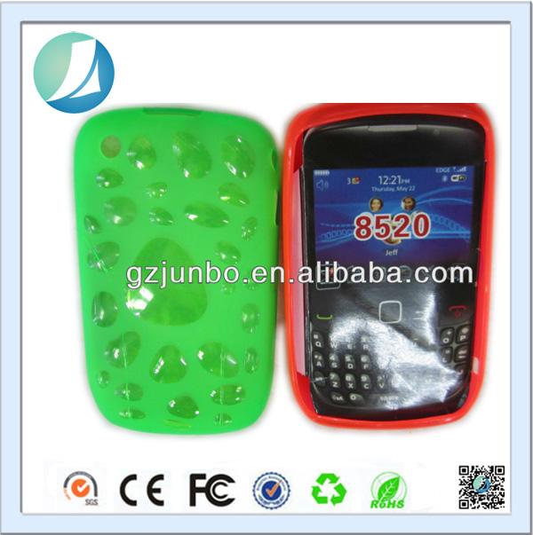 Rugged Stone Hard Case for Blackberry 8520