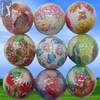 Top grade antique titanium golf ball
