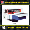 Sell semi-auto rotary die cutting machine for India