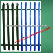 2014 Durable Powder coated Palisade Fence