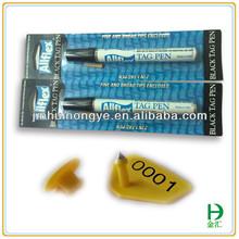 Ear tag marker mark pen
