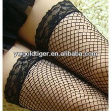 latest model China Sock Manufacturer Wholesale Sexy Sheer Japanese Nude Woman Diamond Net Fishnet Lace Women Stocking