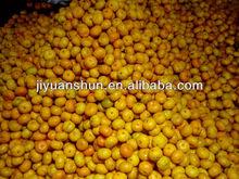 Fresh mandarin orange fruit