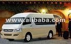 2014 New Model Commercial Van 5.38 Meters 13 seats Contact hansonshi@yeah.net