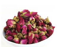 Purple Rose Flower Tea