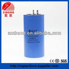 capacitor welding machine motor start CD60 non polar capacitor