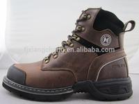Men's Genuine Fashion High Ankle Dual Color Pure Men Leather Shoes