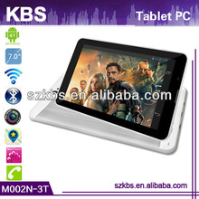 "2014 New Tablet! 7"" Dual-Core Tablet Pc Sim Card With Wifi 3G And FM Support Bluetooth"