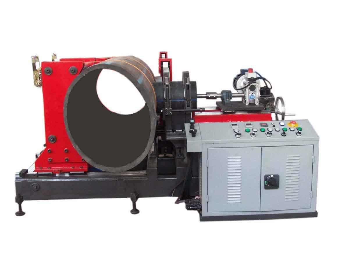 Shm hdpe pipe saddle fusion machine for producting