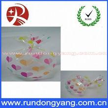 Plastic candy sugar bag packaging