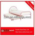 Nova 2015 ferro-de-rosa cama