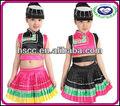 la nacionalidad miao disfraces para niñas niños de danza folclórica trajes al por mayor