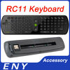 2014 Measy RC11 air mouse keyboard for smart tv 2-IN-1 Smart Wireless 2.4GHz Air Mouse + Touchpad Handheld Keyboard Combo