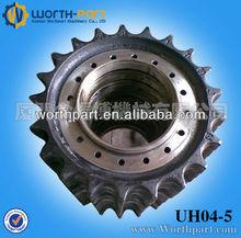 Hitachi Excavator Sprocket Rim UH04-5/Undercarriage Segment