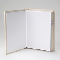 Elegant hand-made double sided adhesive photo album factory in China