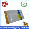 High quality translucent food grade plastic bags