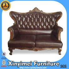 Luxury European Classical Sofa Set, Wood Carving Sofa Set, Luxury Livingroom Furniture