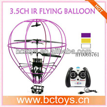 2013 New RC helicopter 3.5Ch RC Flying Air Balloon RTF HY0065761