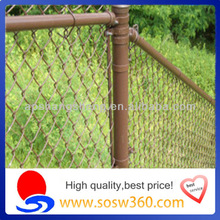 High quality outdoor plastic fencing