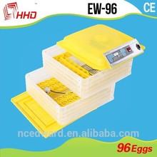 2015 Globle newest digital automatic mini Home made birds eggs incubatrice within 100usd 96B(96 Eggs Incubators )