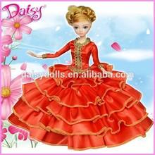 Personalizado 12 polegada roupa da boneca para presente da menina