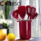 Red melamine kitchen tool / kitchen utensil