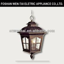 Large size modern outdoor pendant lighting