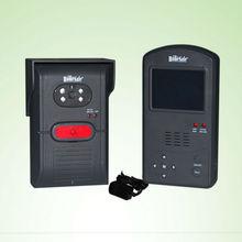 Model 805 - 2.4GHz wireless digital video doorbell with intercom, door phone, wireless door phone