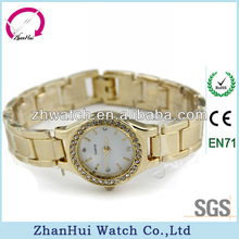 2013 pretty watches ladies fancy watches fashion bracelet crystal women gems hot wholesale in China cheap watches