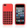 Original silicone case for iphone 5c ,for iphone 5c dots silicone case