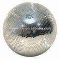 Diâmetro 50cm 20 polegadas grandes bolas de espelho para baratos luzes/discoteca bola girar com motor elétrico para luzes dj