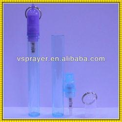 Pen sprayer plastic bottles 2 ml