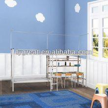 pine wood bed bunk