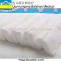 échantillons gratuits de laine de coton plis fabricant en chine