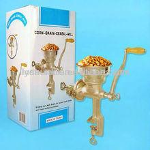 hot sale!!! hand operating grain mill, Corn mill,cereal corn mill!